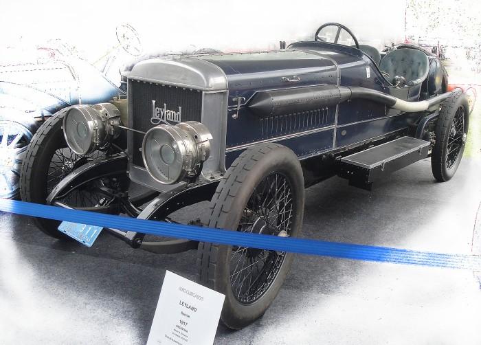 Leyland 1917