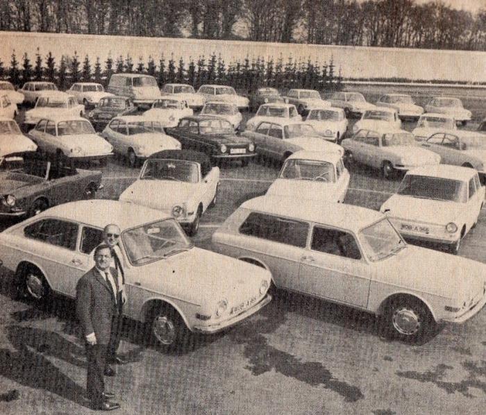 Volkswagen inéditos