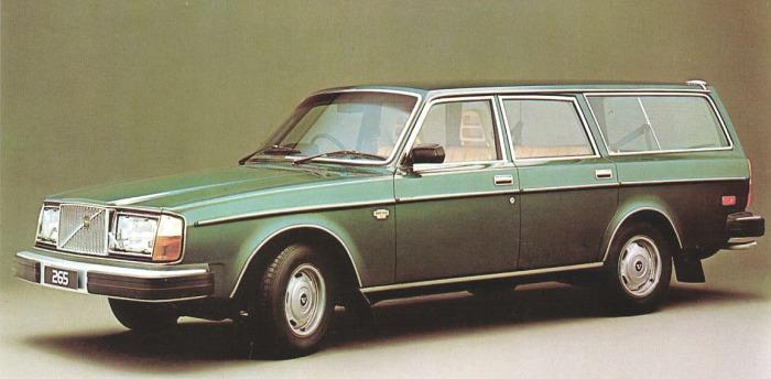 Volvo 265 GLE 1979