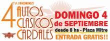 Afiche Los Cardales 2016 2