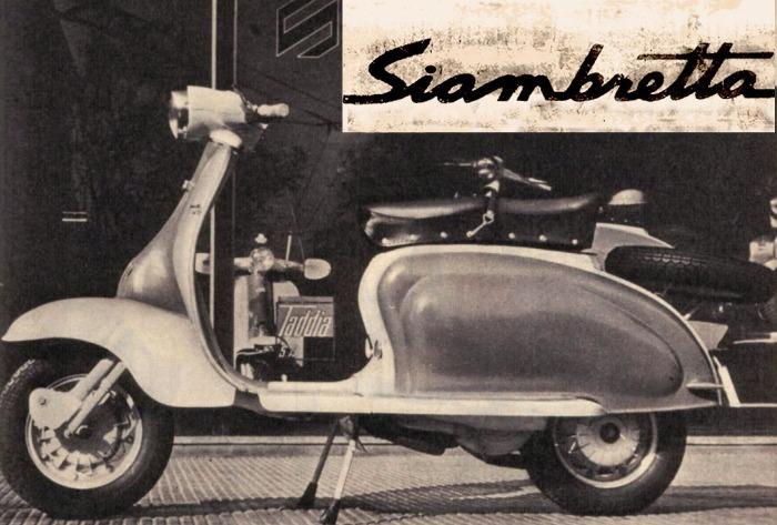Siambretta 175 01