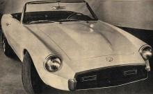 El Nic el spider diseñado en Argentina en el año 1966.
