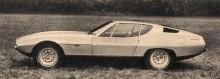 El perfil izquierdo del Jaguar Piraña de 1967.