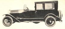 Lancia Kappa del año 1919.