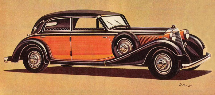 Horch 1938