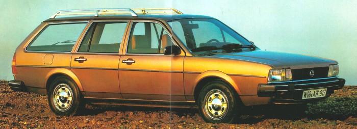 Volkswagen Passat Variant GL 1984